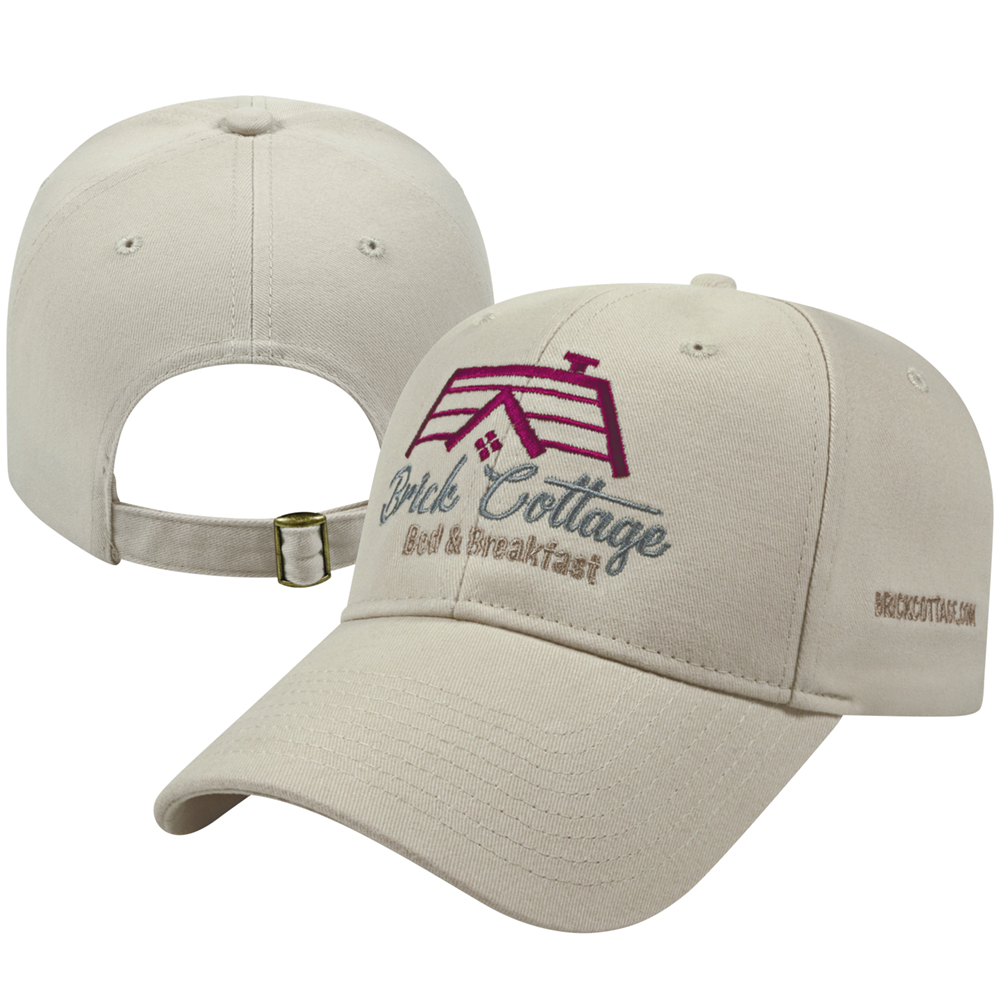 HOT DEAL - Brushed Twill Cap