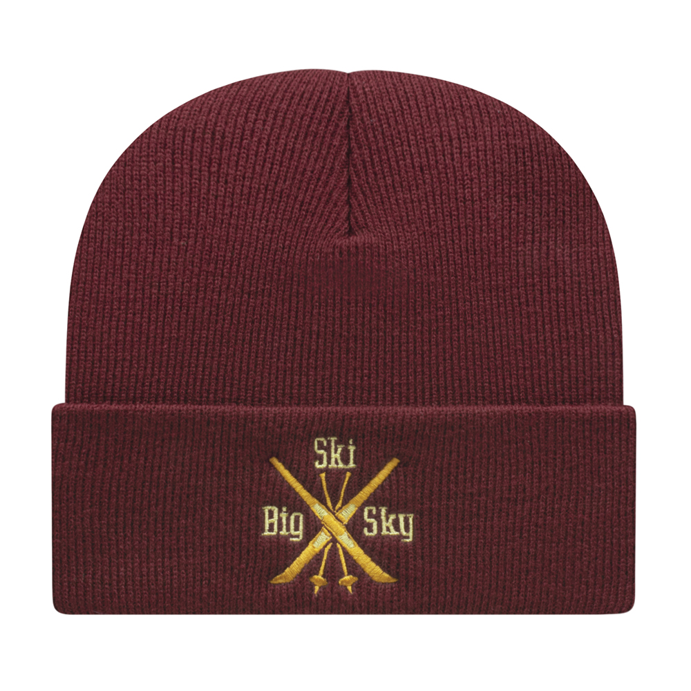 HOT DEAL - Knit Cap with Cuff