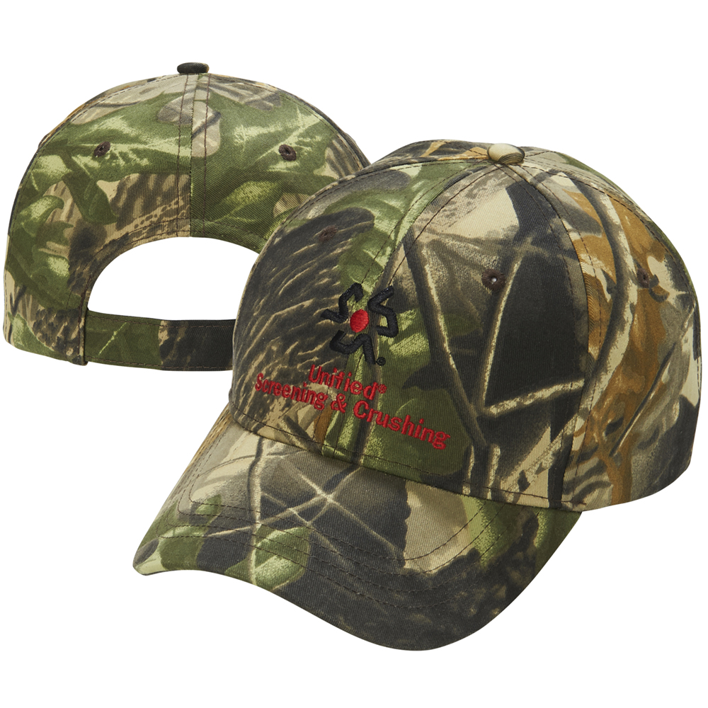 HOT DEAL - Timberline Guide Camo Cap